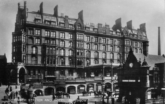 Hotels Near St Enoch Square Glasgow